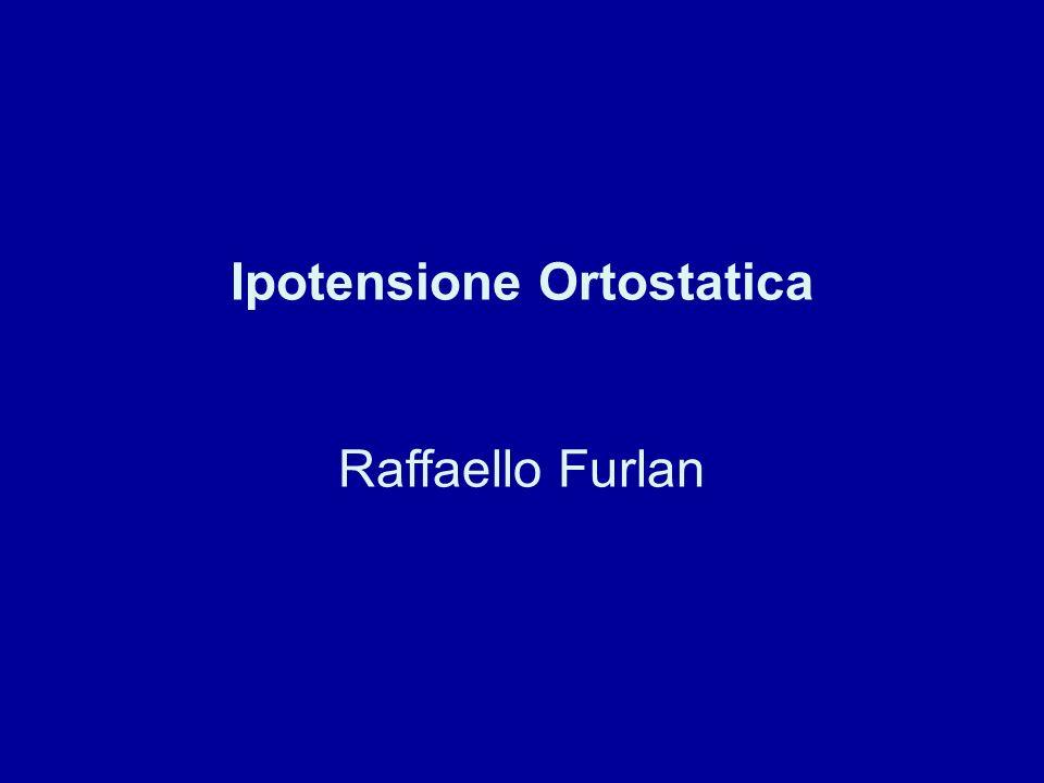 Ipotensione Ortostatica Raffaello Furlan