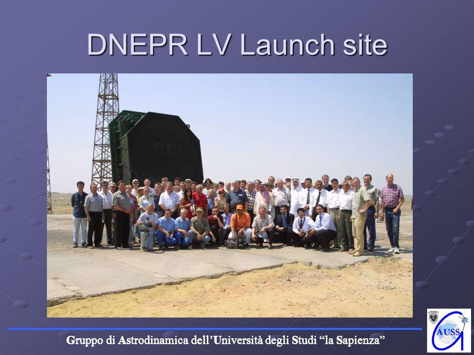 DNEPR LV Launch site