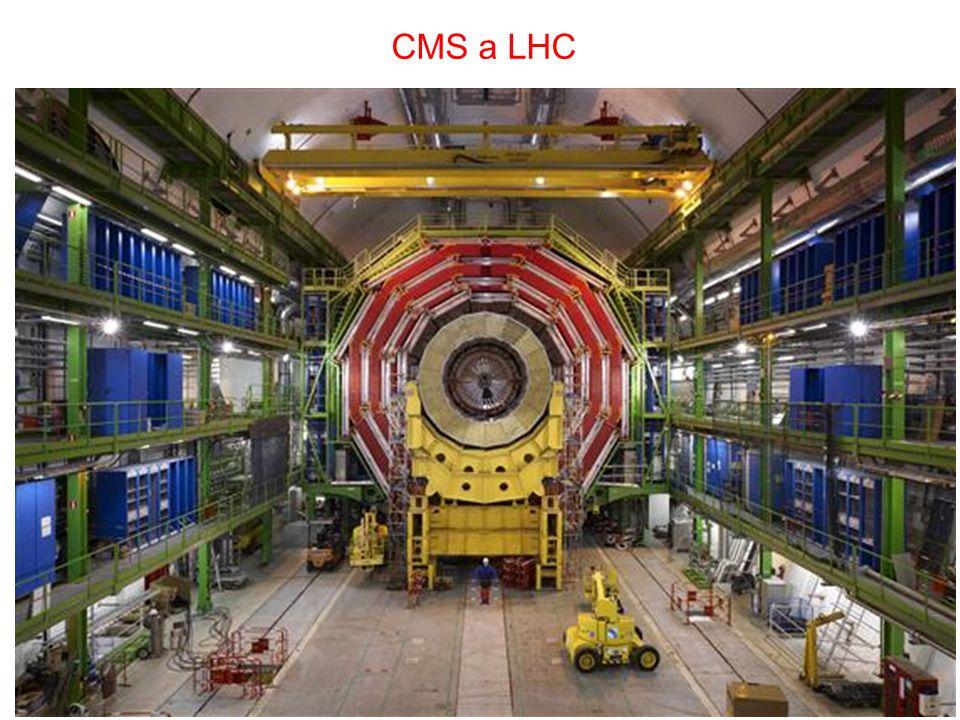 CMS a LHC