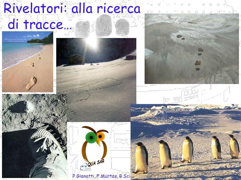 P.Gianotti, F.Murtas, B.Sciascia LNF-INFN La materia e una forma concentrata di energia! Collisori (come Da ne...)