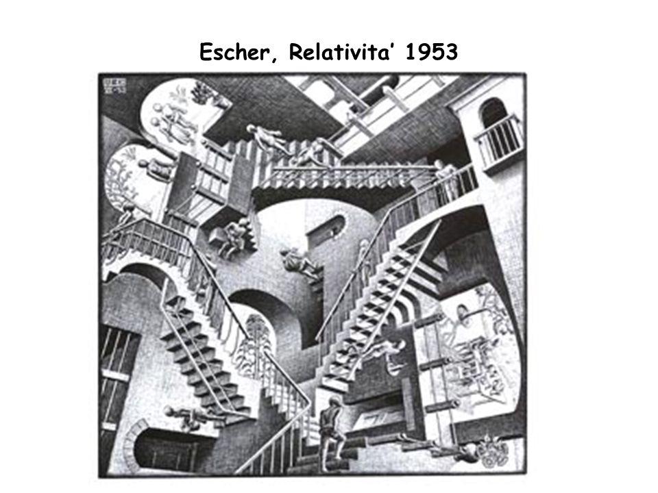 Escher, Relativita 1953