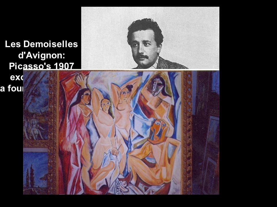 Les Demoiselles d'Avignon: Picasso's 1907 excursion into a fourth dimension
