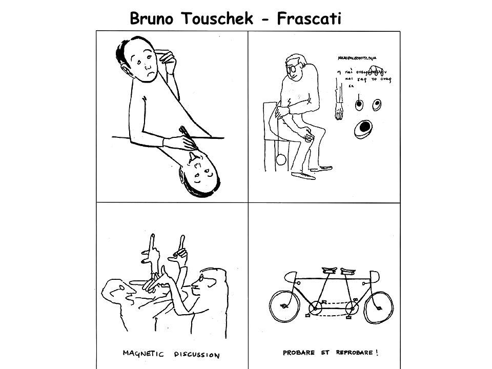 Bruno Touschek - Frascati