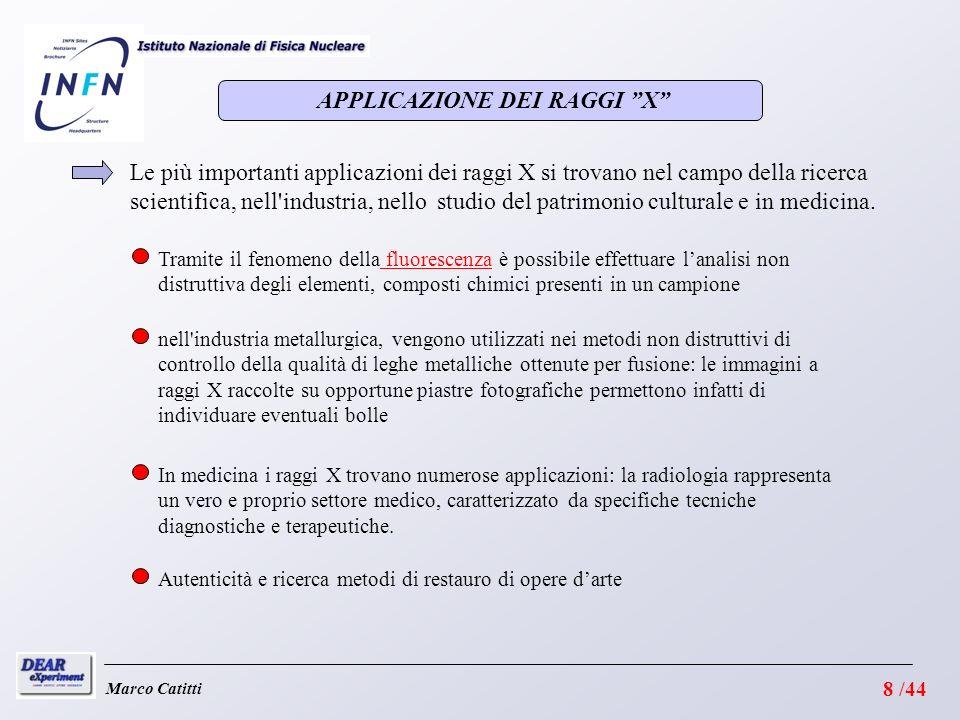 Marco Catitti DEAR 29 /44