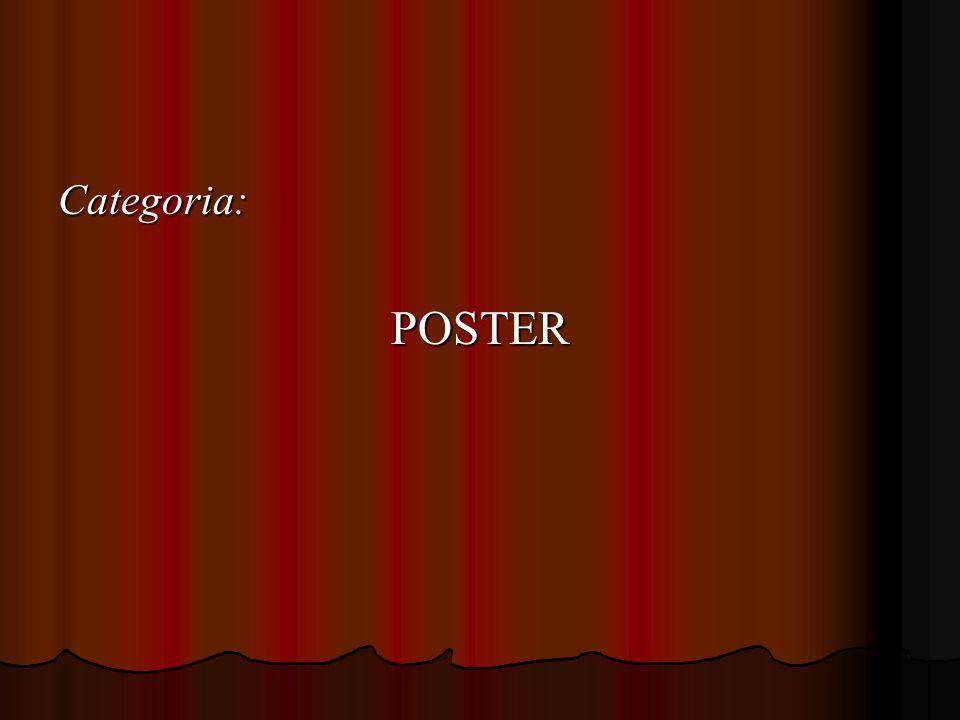 Categoria:POSTER