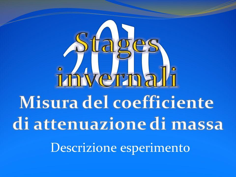 Binelli Marco - Guardini Gaia - Mattei Marco Sorgente Campione Amplificatore Multicanale Rivelatore RX Computer con software Amptek