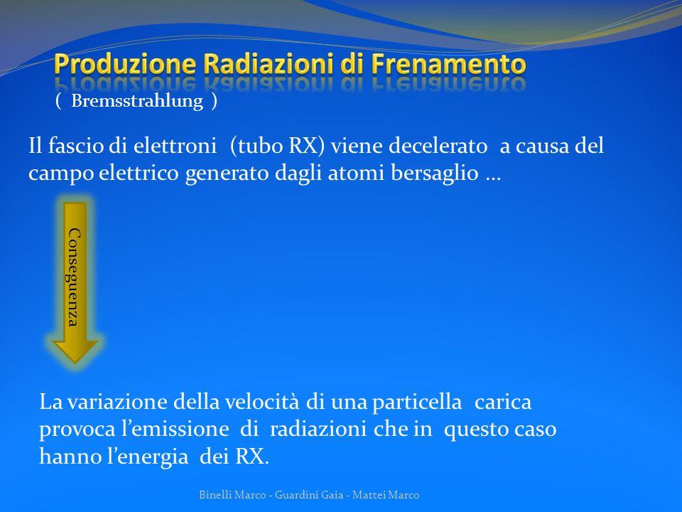 Binelli Marco - Guardini Gaia - Mattei Marco Spettro bianco tubo RX di Mo