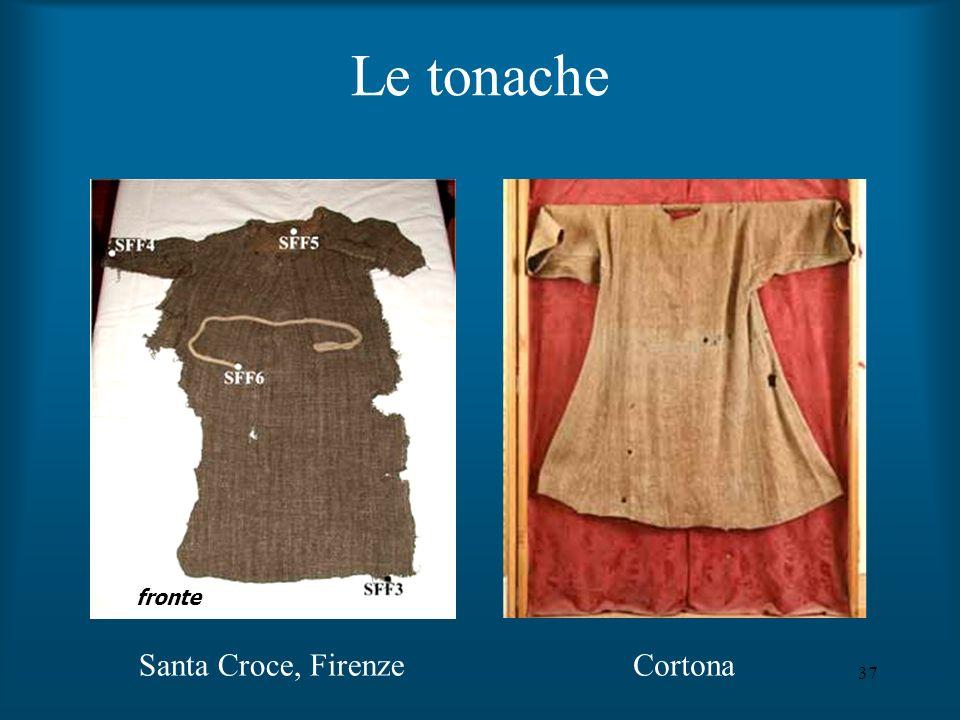 37 fronte Le tonache Santa Croce, FirenzeCortona