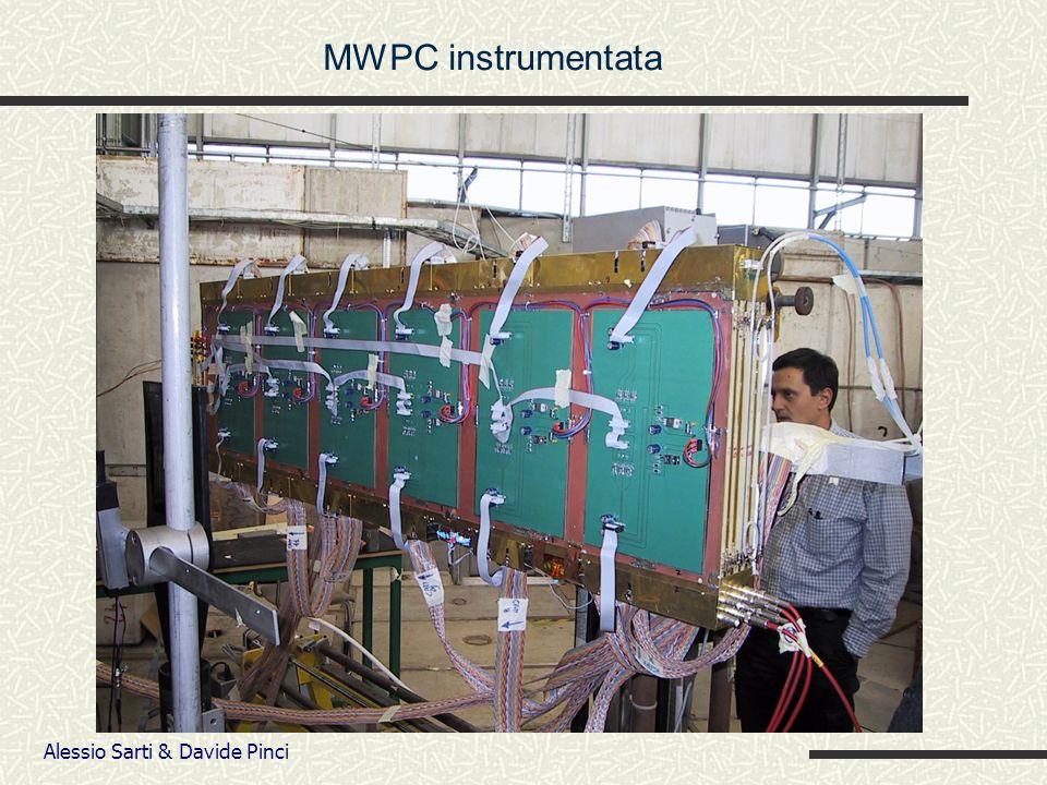 Alessio Sarti & Davide Pinci MWPC instrumentata