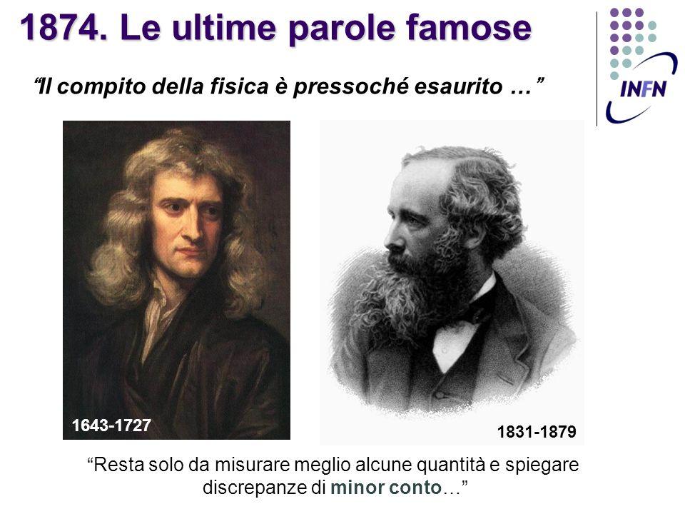 …meccanica quantistica e relatività Ma allora la meccanica classica è sbagliata quanto quella Aristotelica?.