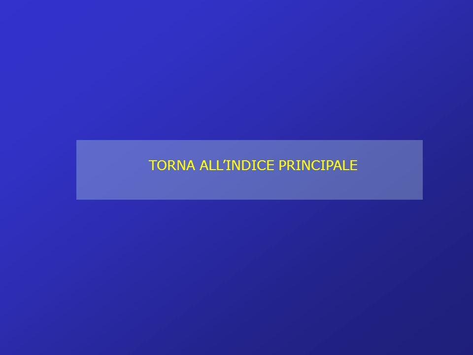 TORNA ALLINDICE PRINCIPALE