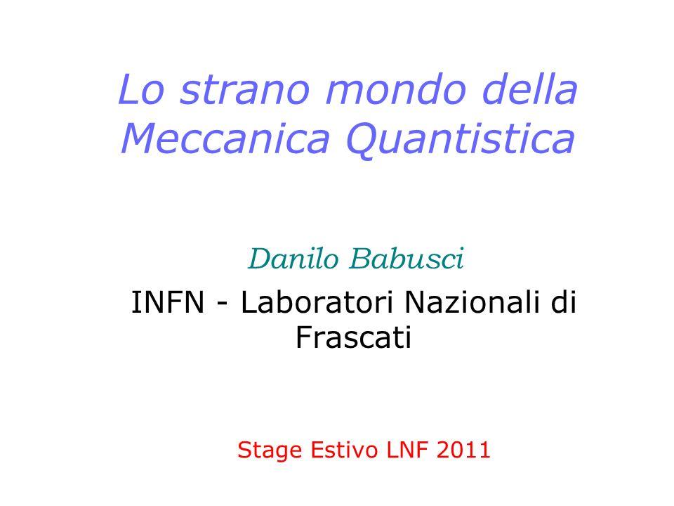 2 fenditure:atomi O. Carnal and J. Mlynek, Phys. Rev. Lett. 66, 2689 (1991) (elio metastabile)