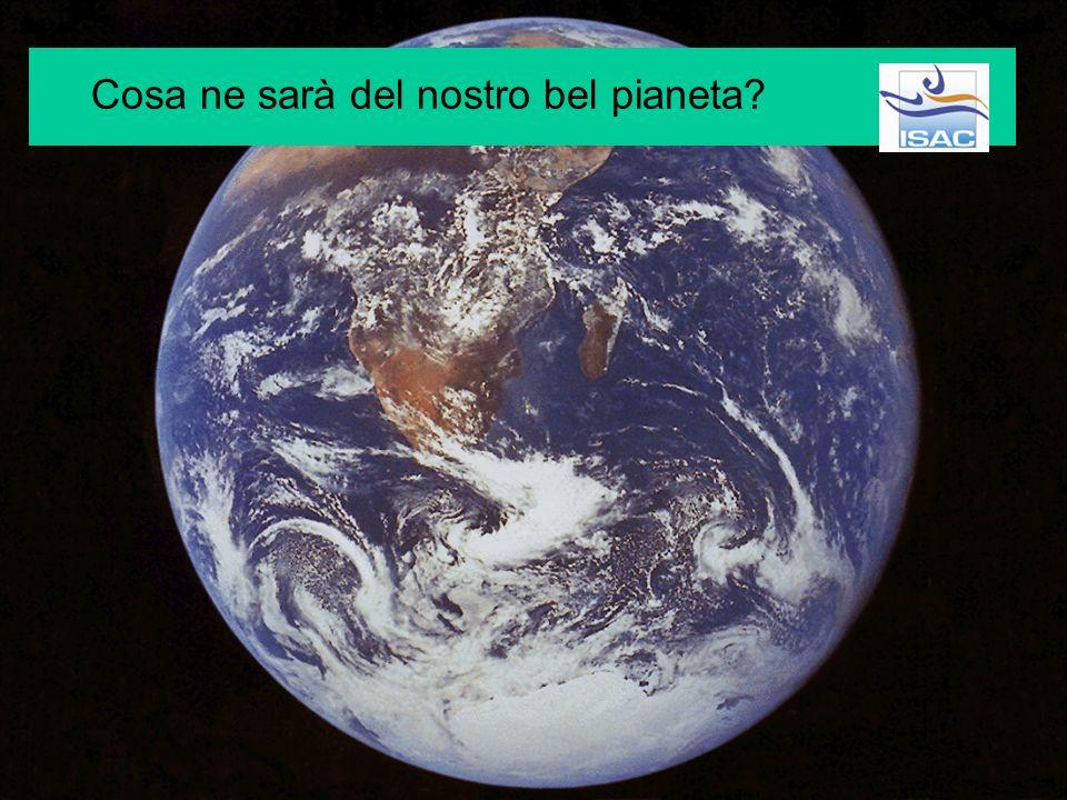 Cosa ne sarà del nostro bel pianeta?