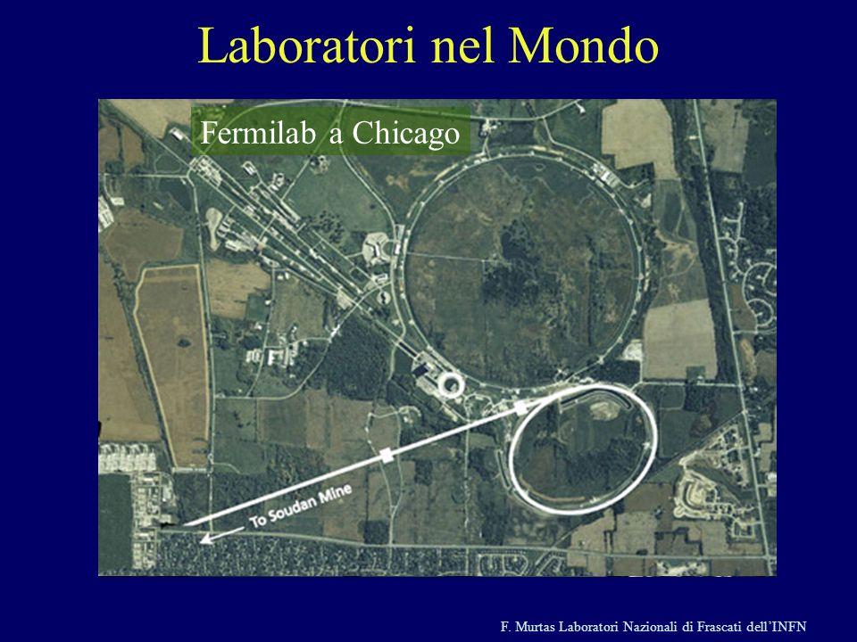 F. Murtas Laboratori Nazionali di Frascati dellINFN Laboratori nel Mondo Jafferson Lab in Virginia KEK a Tsukuba in Giappone Desy ad Amburgo SLAC a St