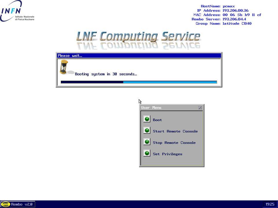 26 maggio 2004Servizio di Calcolo dei LNF50