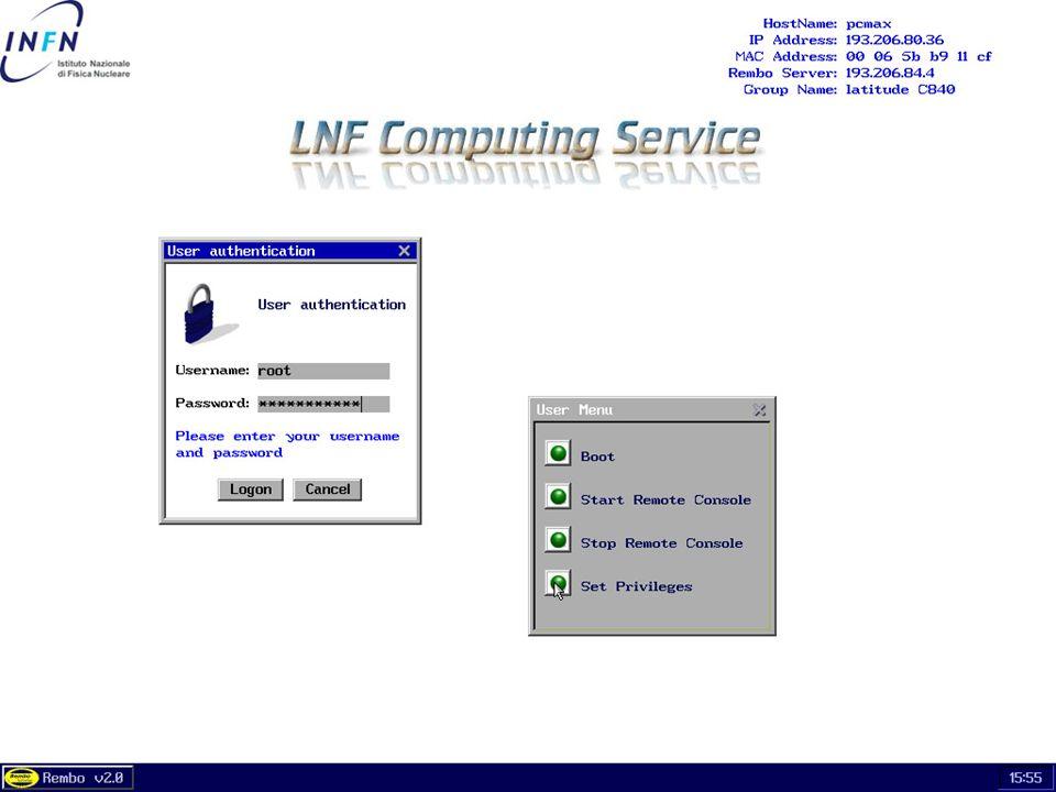 26 maggio 2004Servizio di Calcolo dei LNF51