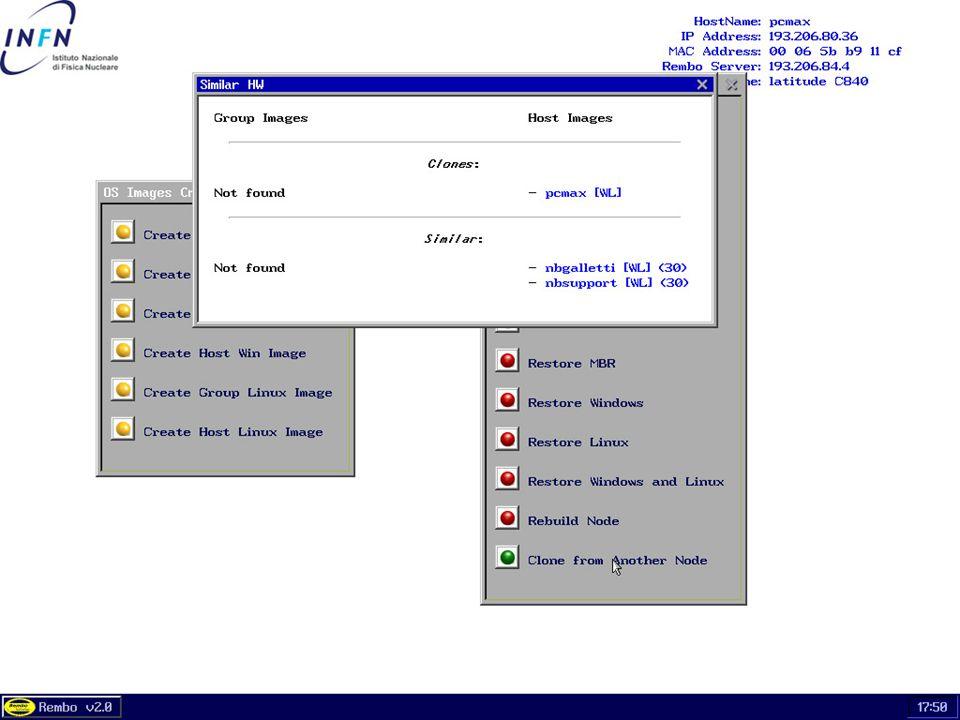 26 maggio 2004Servizio di Calcolo dei LNF55
