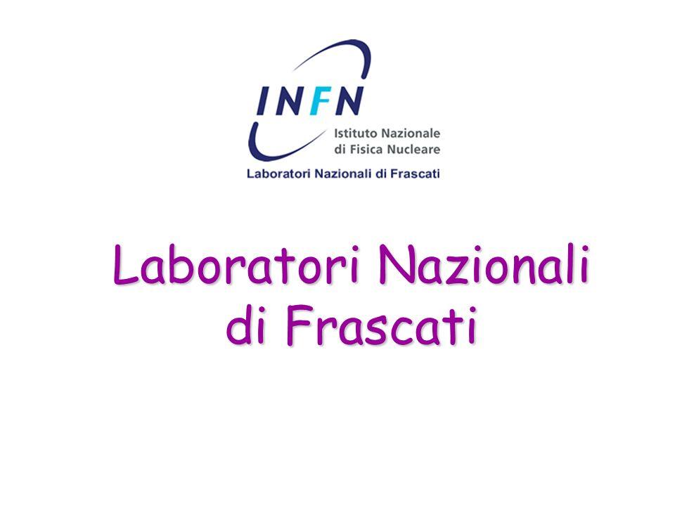 Laboratori Nazionali di Frascati