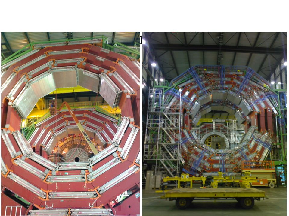 64 Large Hadron Collider
