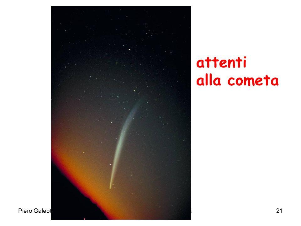 Piero Galeotti2005 anno mondiale della fisica21 attenti alla cometa