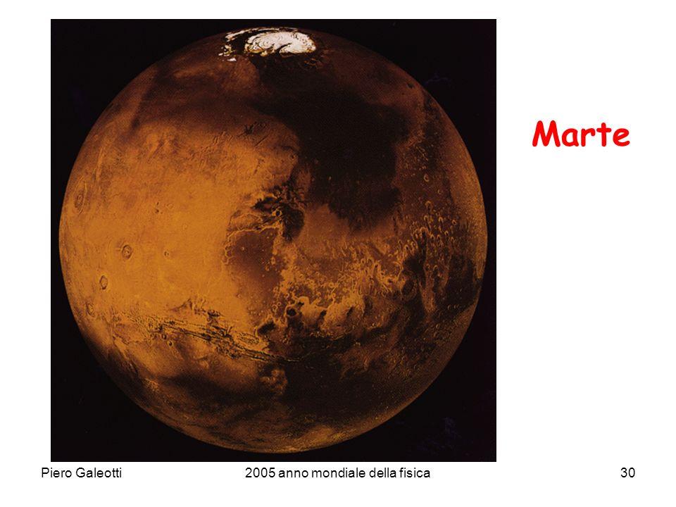 Piero Galeotti2005 anno mondiale della fisica30 Marte