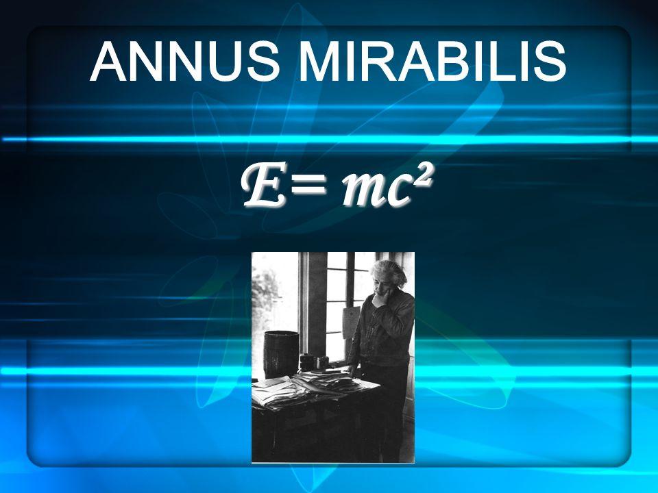 La formula E=mc² è la fondamentale relazione tra energia (E) e massa (m) di un corpo, dove c è la velocità della luce.