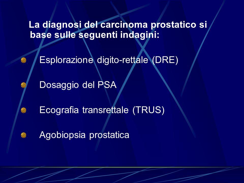 APPLICABILITA DEL TEST PSA Il dosaggio dellantigene prostatico specifico (PSA) è un esame semplice ed innocuo da fare, accettato anche in relazione alla economicità ed alla semplicità della procedura.