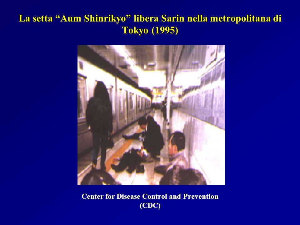PUNTI CHIAVE RELATIVI A VARIOLA MAJOR COME ARMA BIOLOGICA (1) Agente: virus a DNA, genere Orthopoxvirus, famiglia Poxviridae Agente: virus a DNA, genere Orthopoxvirus, famiglia Poxviridae Dose infettante: 10-100 virioni Dose infettante: 10-100 virioni Probabili mezzi di dispersione: aerosolizzazione Probabili mezzi di dispersione: aerosolizzazione Periodo di incubazione: usualmente 12-14 giorni (range 7-17 giorni) Periodo di incubazione: usualmente 12-14 giorni (range 7-17 giorni) Contagiosità: dalla comparsa delle prime manifestazioni alla caduta di tutte le croste (massima contagiosità: dalla comparsa del rash per 7-10 giorni) Contagiosità: dalla comparsa delle prime manifestazioni alla caduta di tutte le croste (massima contagiosità: dalla comparsa del rash per 7-10 giorni) CDC: Variola virus