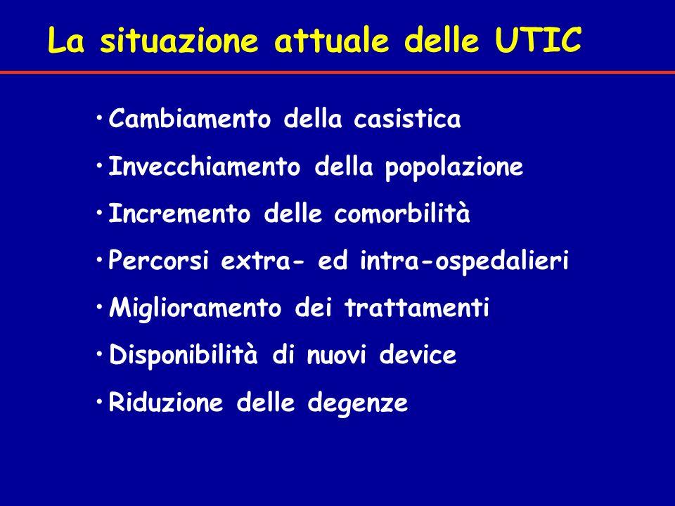 Riflessioni- 1 Lo studio ha fornito una fotografia molto utile della situazione attuale delle UTIC italiane in generale così come delle UTIC toscane in particolare.