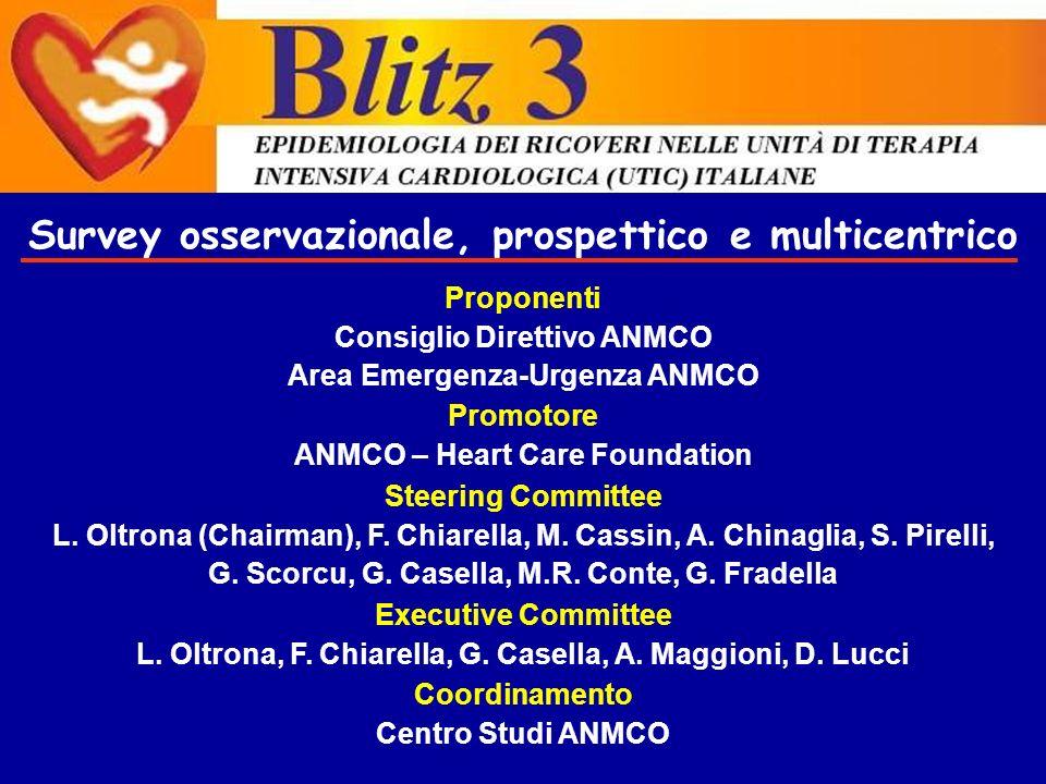 Analisi dei dati dei ricoveri nelle UTIC italiane: - epidemiologia - percorsi - gestione