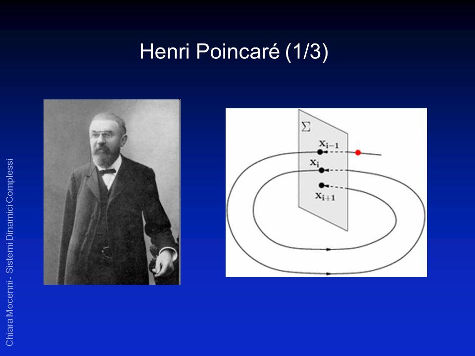 Chiara Mocenni - Sistemi Dinamici Complessi La scienza della complessità