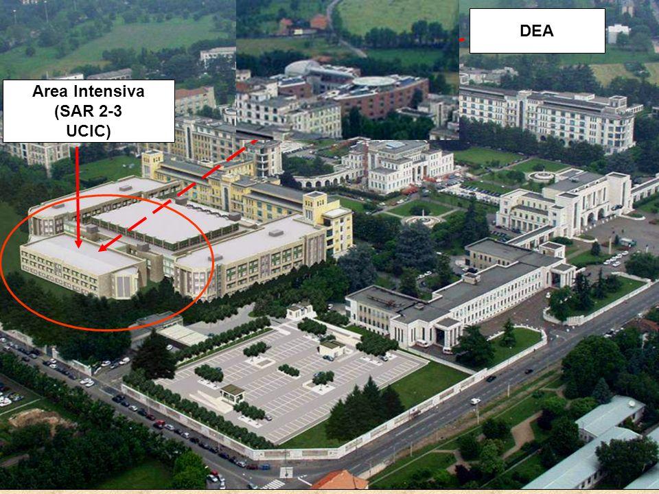 Area Intensiva (SAR 2-3 UCIC) DEA