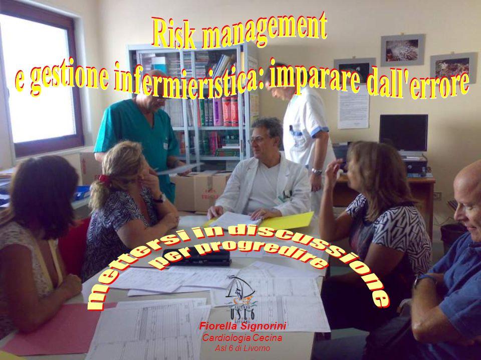 Fiorella Signorini Cardiologia Cecina Asl 6 di Livorno