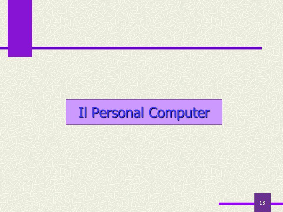 18 Il Personal Computer