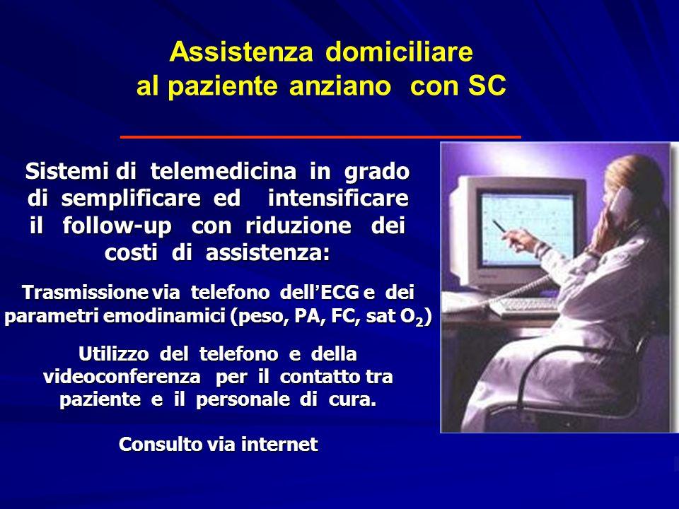 Sistemi di telemedicina in grado di semplificare ed intensificare il follow-up con riduzione dei costi di assistenza: Trasmissione via telefono dell E