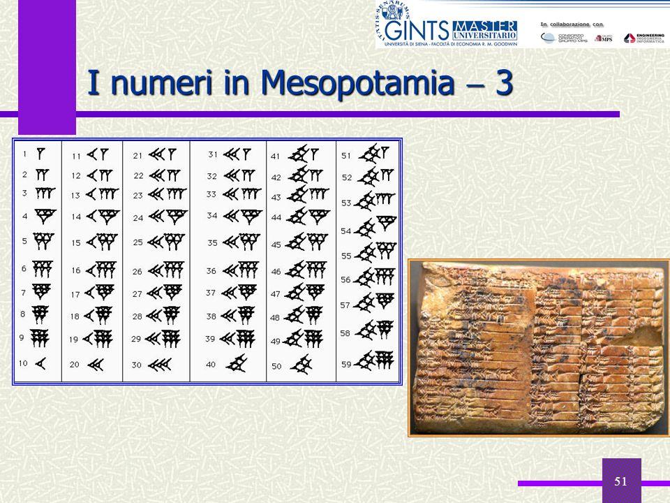 51 I numeri in Mesopotamia 3