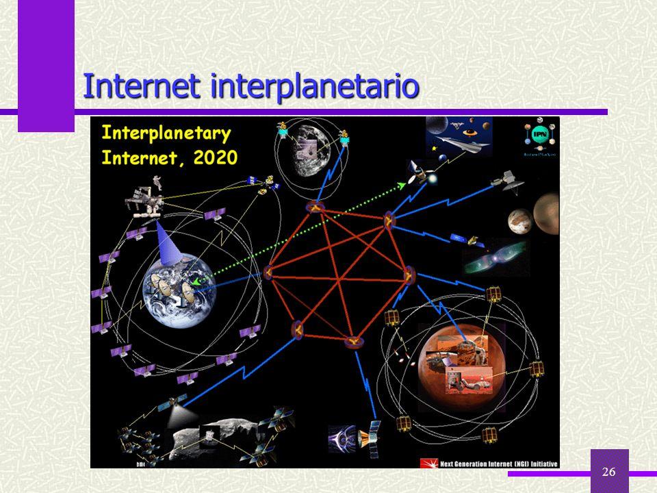 25 Previsioni CIA Ci saranno più di 765 milioni di utenti nel mondo 118 ogni 1000 persone alla fine del 2005, in base a quanto stimato dal CIA (Comput