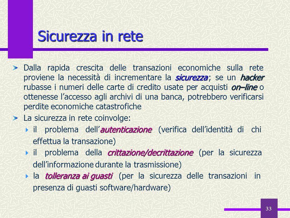 32 Commercio elettronico in Italia Nella sua accezione più sommaria, il commercio elettronico è il risultato di un insieme di transazioni commerciali