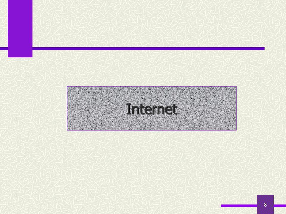 7 Servizi di rete Condivisione delle risorsefisiche logiche Condivisione delle risorse sia fisiche (memorie di massa, periferiche) che logiche (dati,