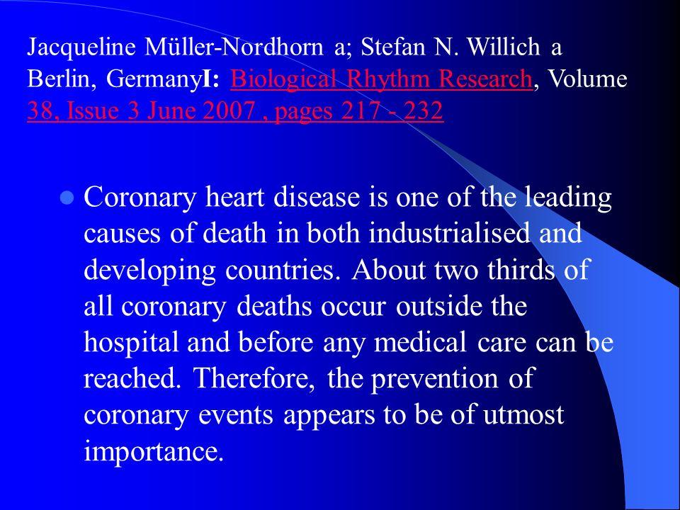 Ogni minuto,in Europa,nove persone muoiono a seguito di patologie cardiovascolari,che rappresentano la prima causa di morte nel mondo