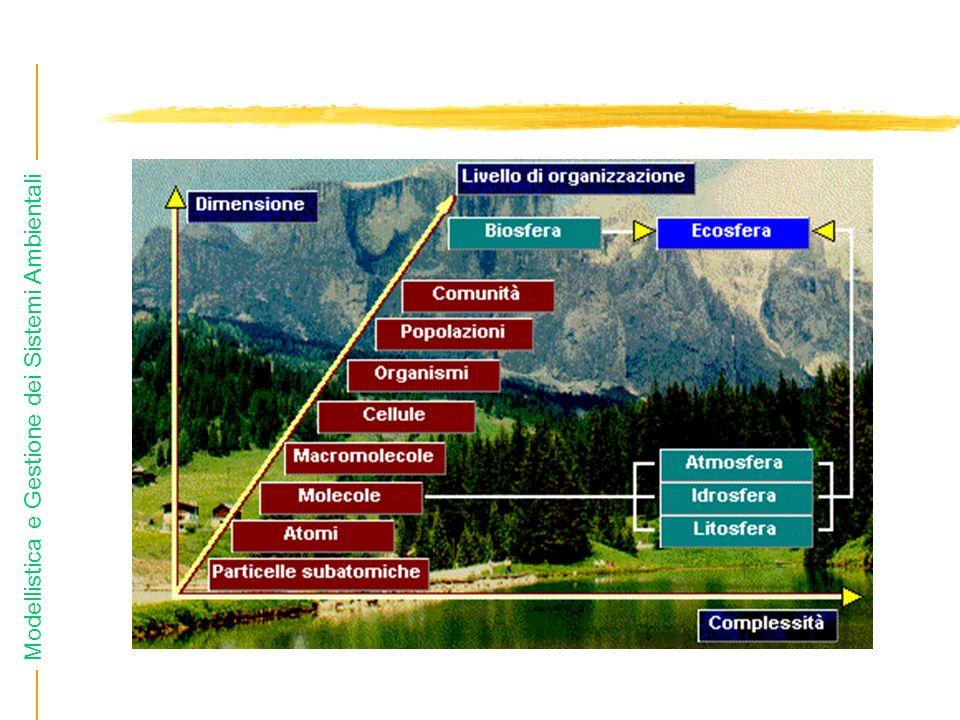 Modellistica e Gestione dei Sistemi Ambientali