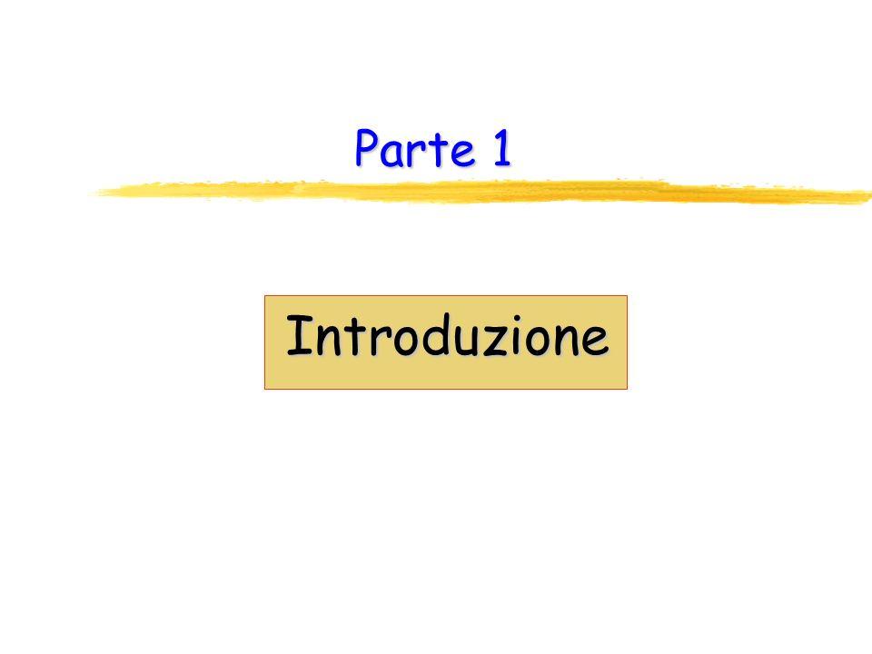 Sommario zIntroduzione: le reti di calcolatori zInternet: indirizzamento e protocolli di comunicazione zIl World Wide Web: come funziona e a cosa serv