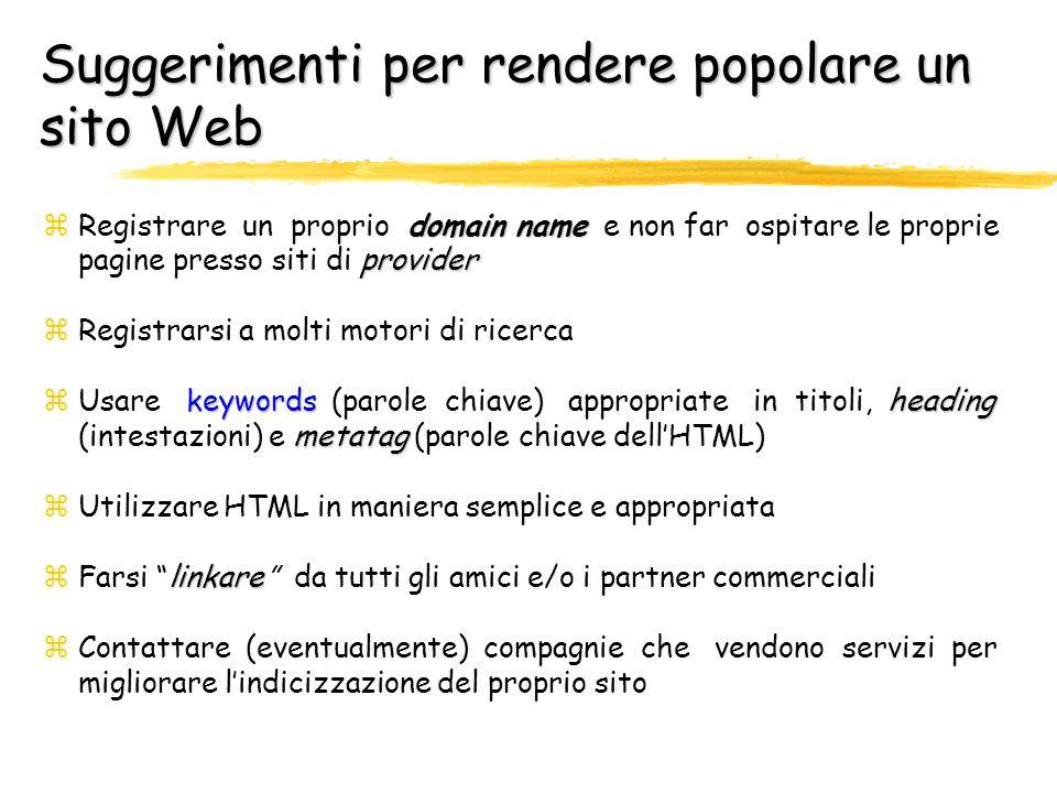 Le metaricerche zUn solo motore di ricerca copre una piccola porzione di Web richiesta di informazione a più sorgenti (motori di ricerca) in parallelo