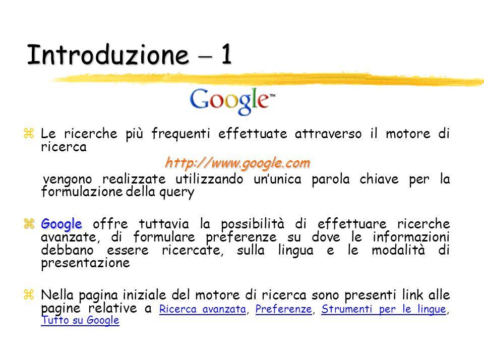 Guida pratica allutilizzo di Google