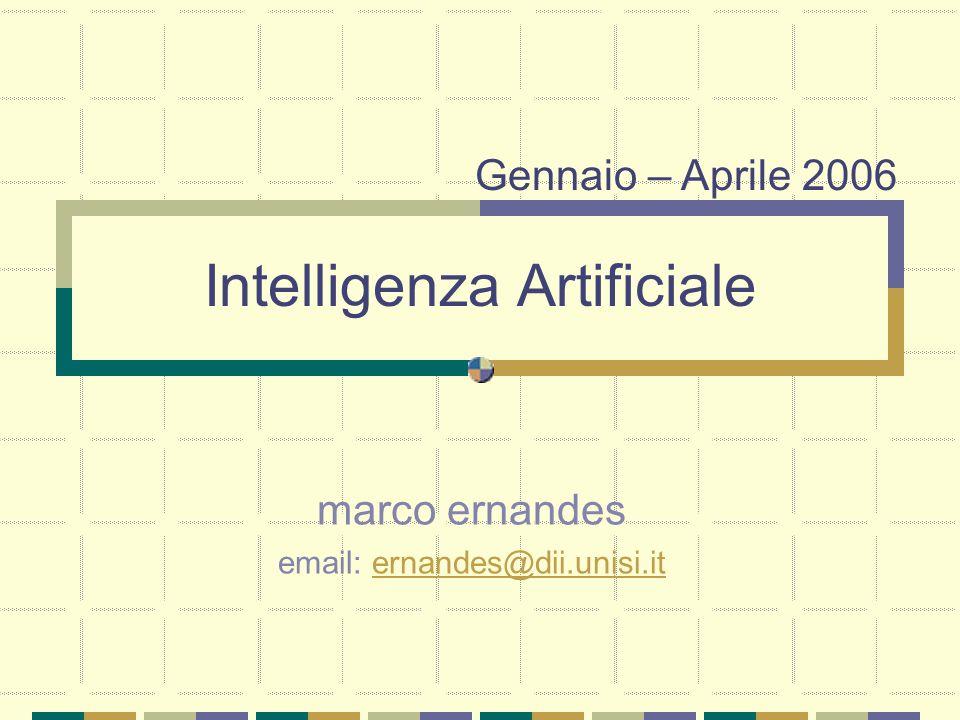 Intelligenza Artificiale - Problem Solving 30/102 Come migliorarli.