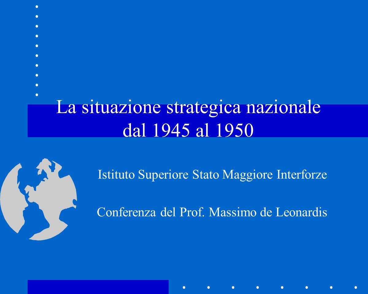 2 Argomenti I.L a sconfitta: minacce al territorio nazionale 1)Alto Adige.