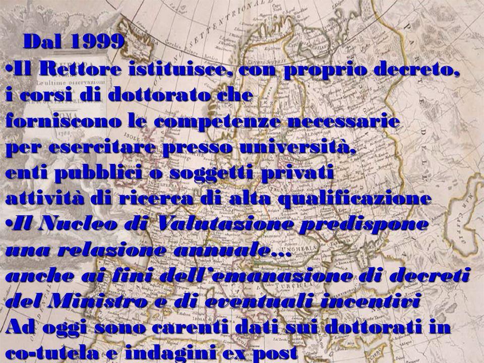 Tot. Progetti presentati / Tot. Projets déposés UNIVERSITÀ ITALO FRANCESE