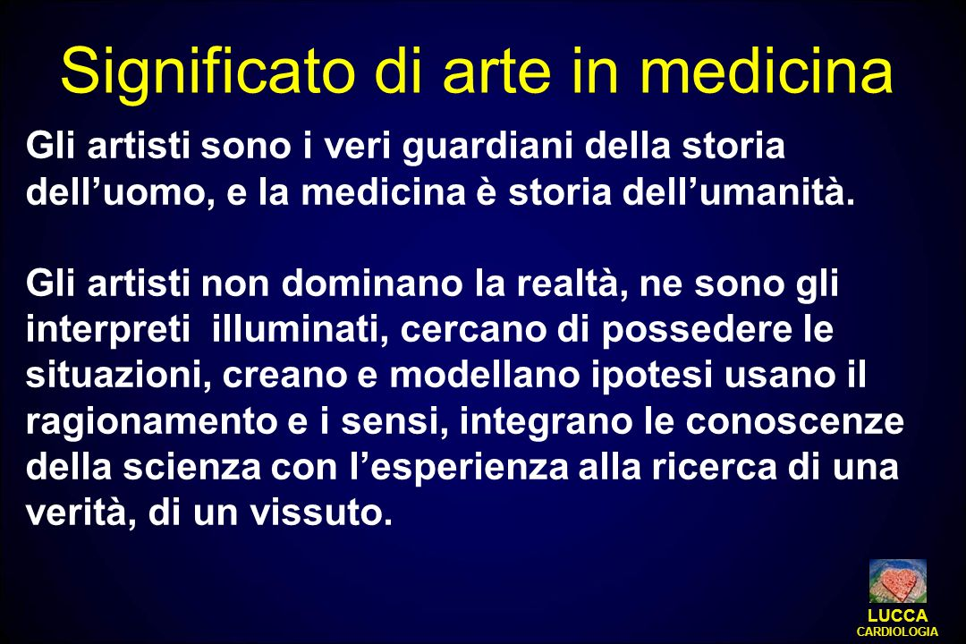 F. Bovenzi, G Ital Cardiol 2011 LUCCA CARDIOLOGIA