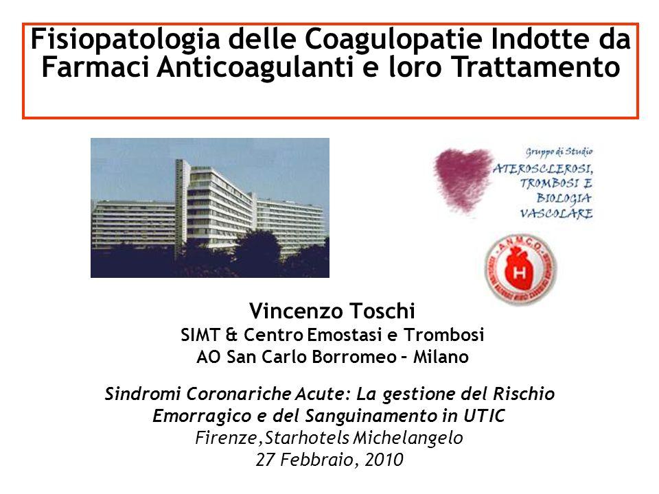 Diagnosi SIMT-AO San Carlo Aster RH & Bougie DW, New Engl J Med 2007;357:580-587 Aster RH, Curtis BR et al., J Thromb Haemost 2009;7:911-918