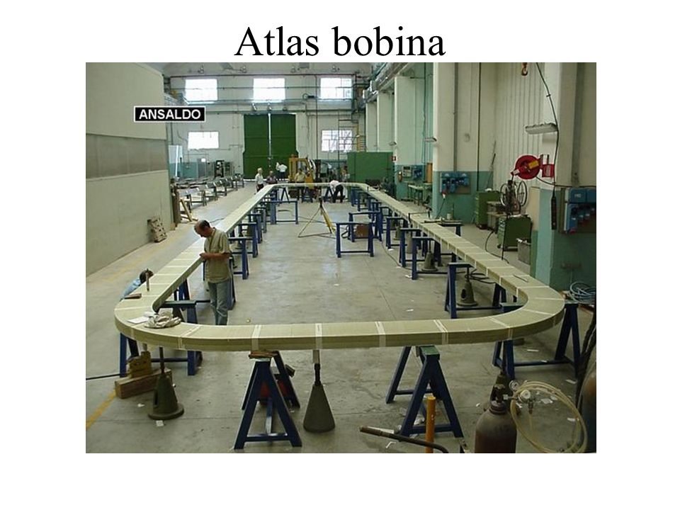 Atlas bobina